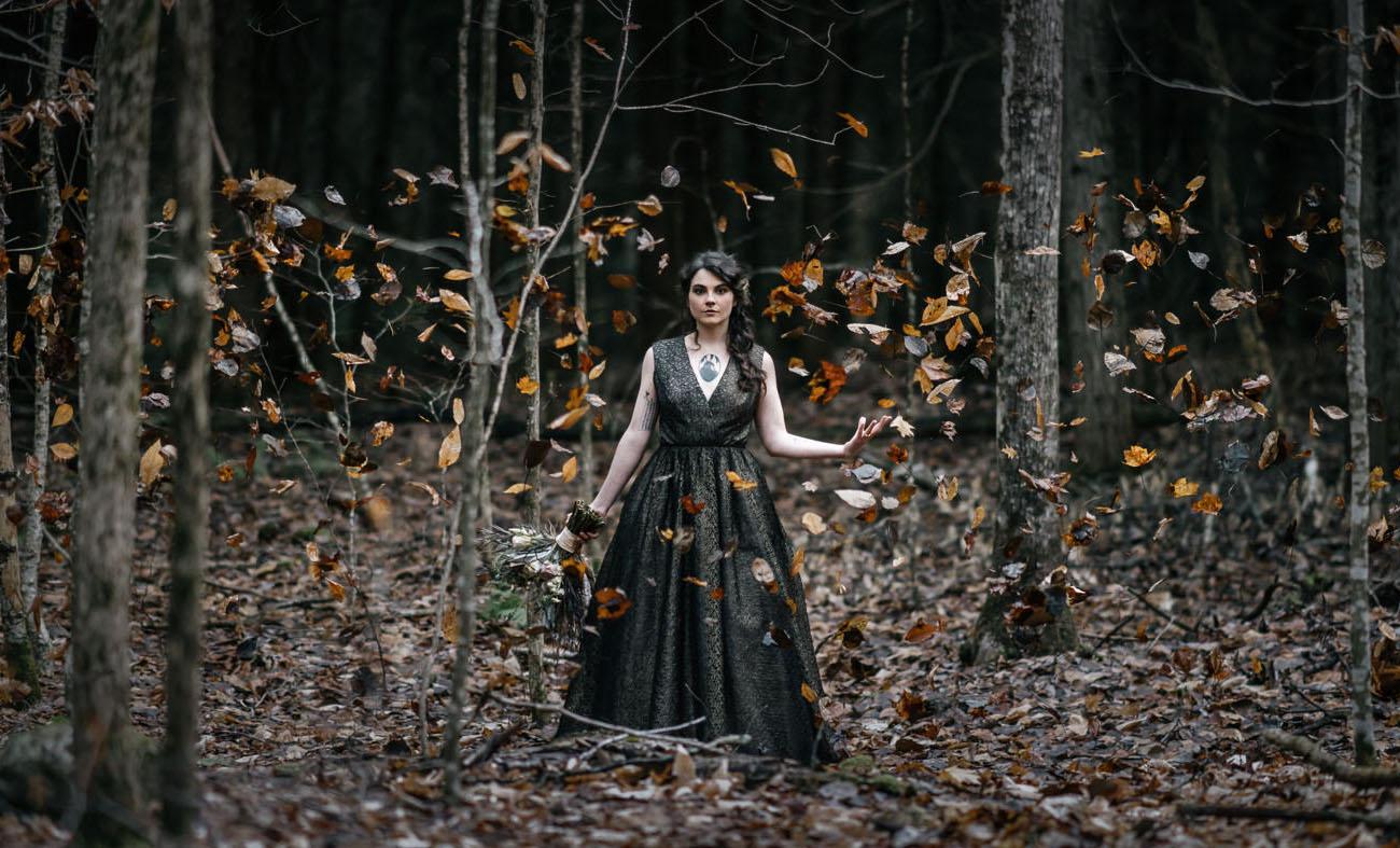 Dark Forest Inspiration