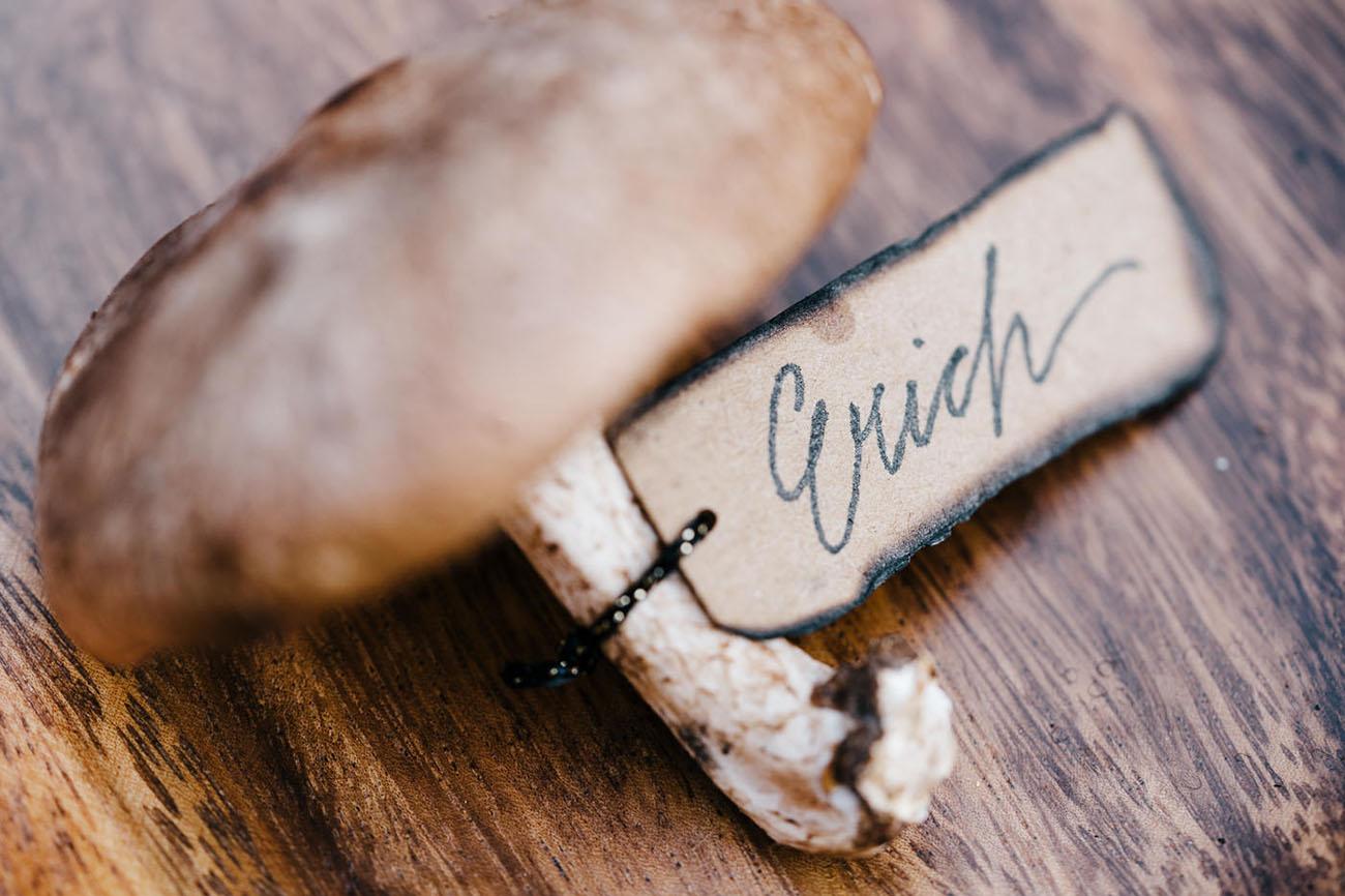 mushroom escort card