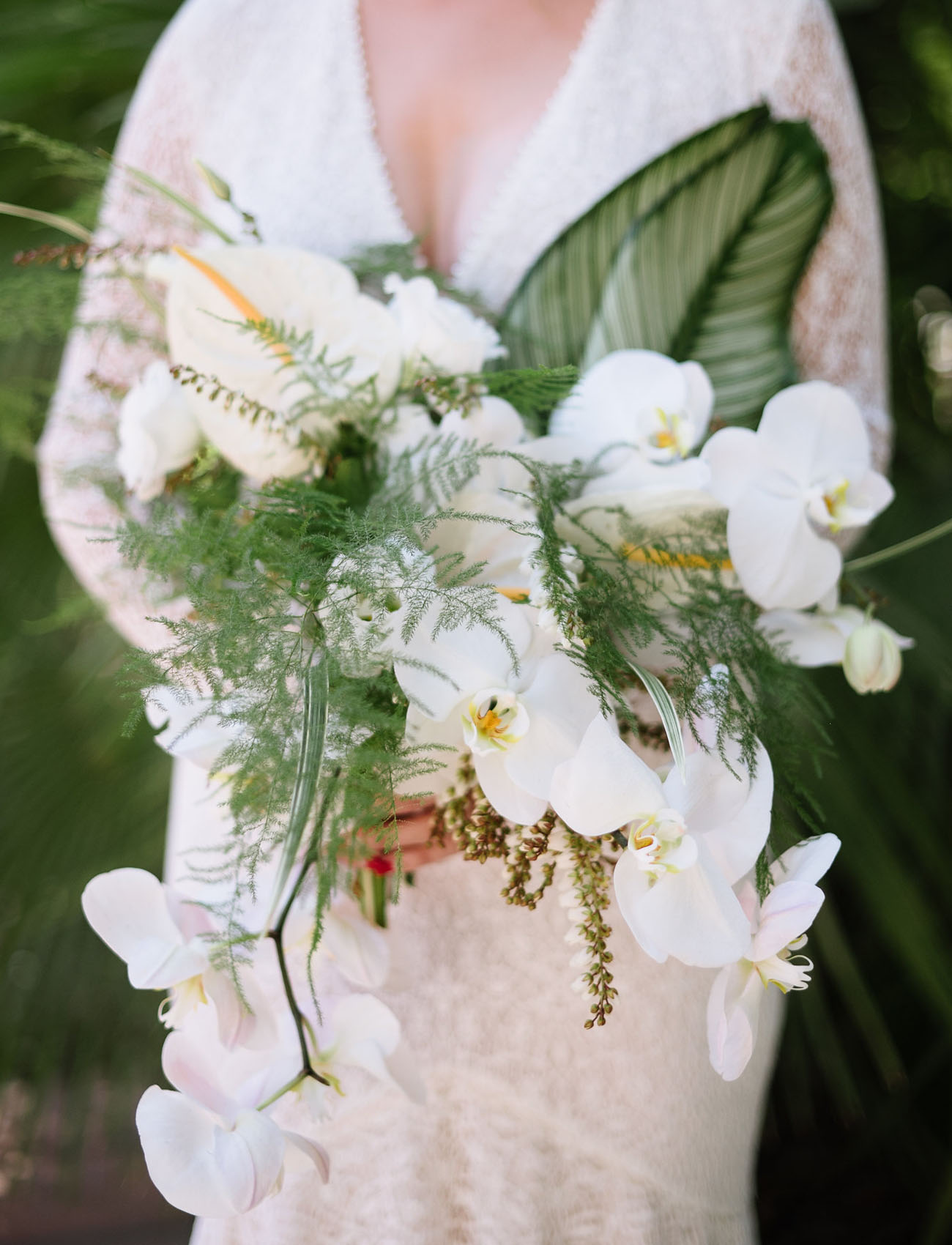 Tropical Glam Bouquet