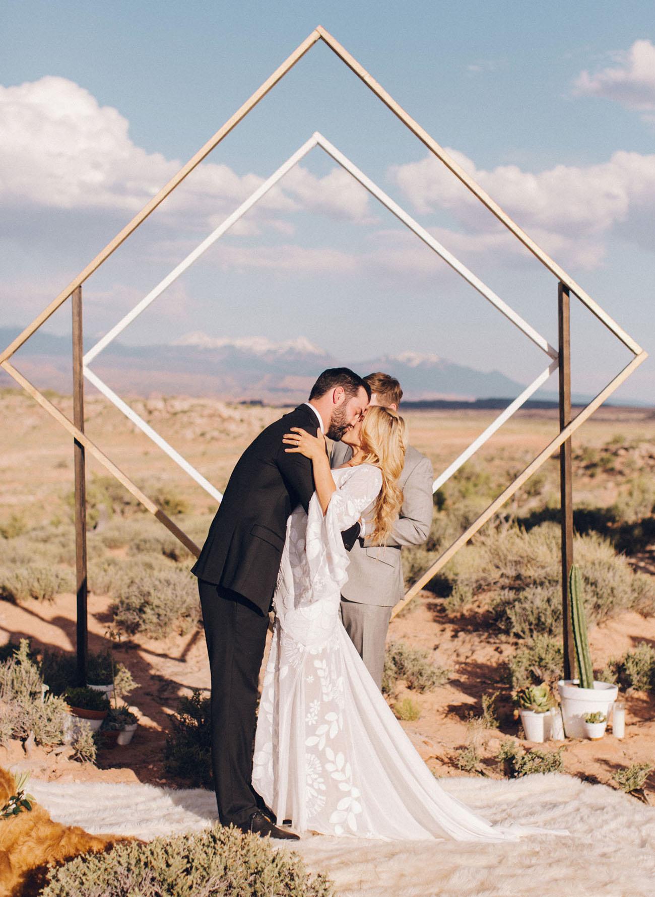 Weddingchella Desert Wedding