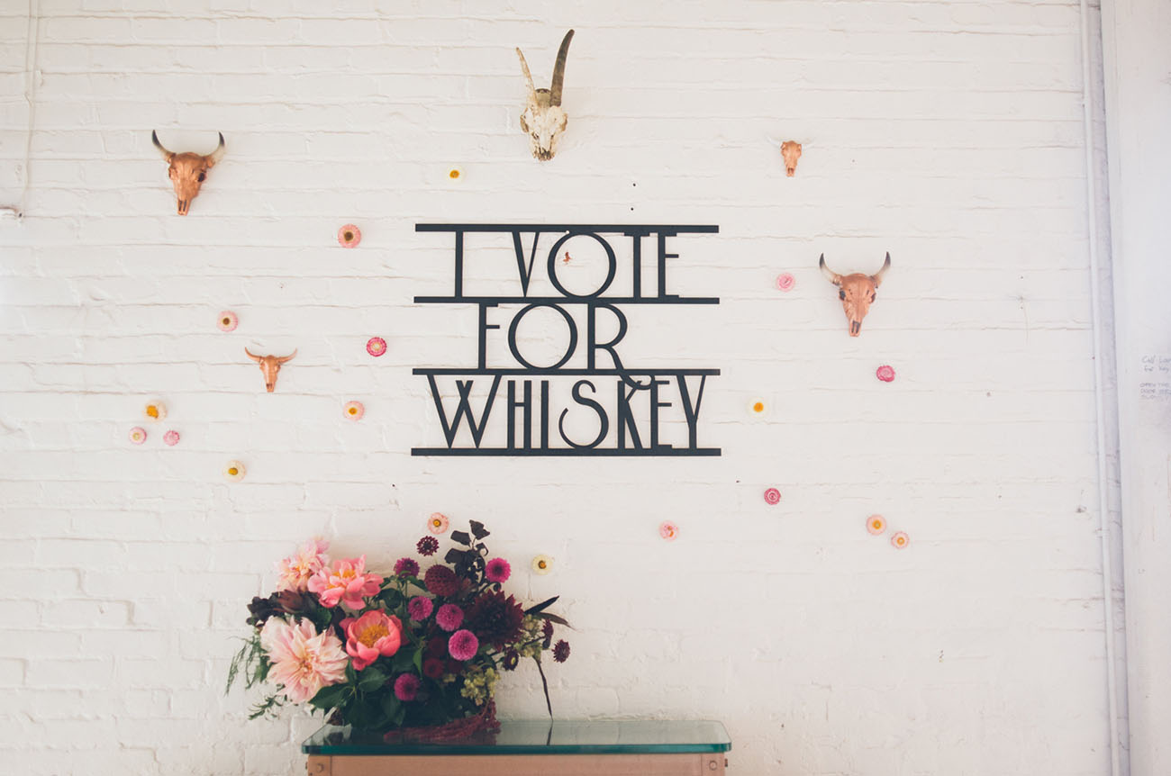 Women & Whiskies Party