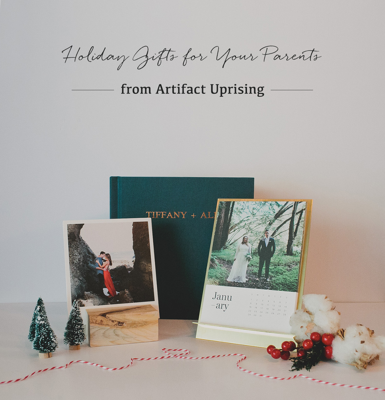 Holiday Gifts from Artifact Uprising