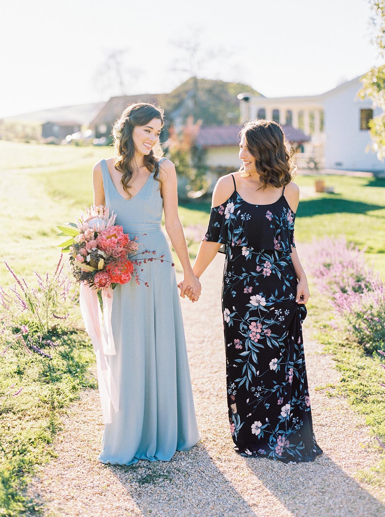 gwsxmumu bridesmaid dress collection