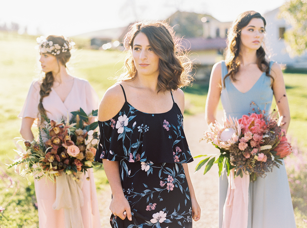 gwsxmumu bridesmaid dress collection