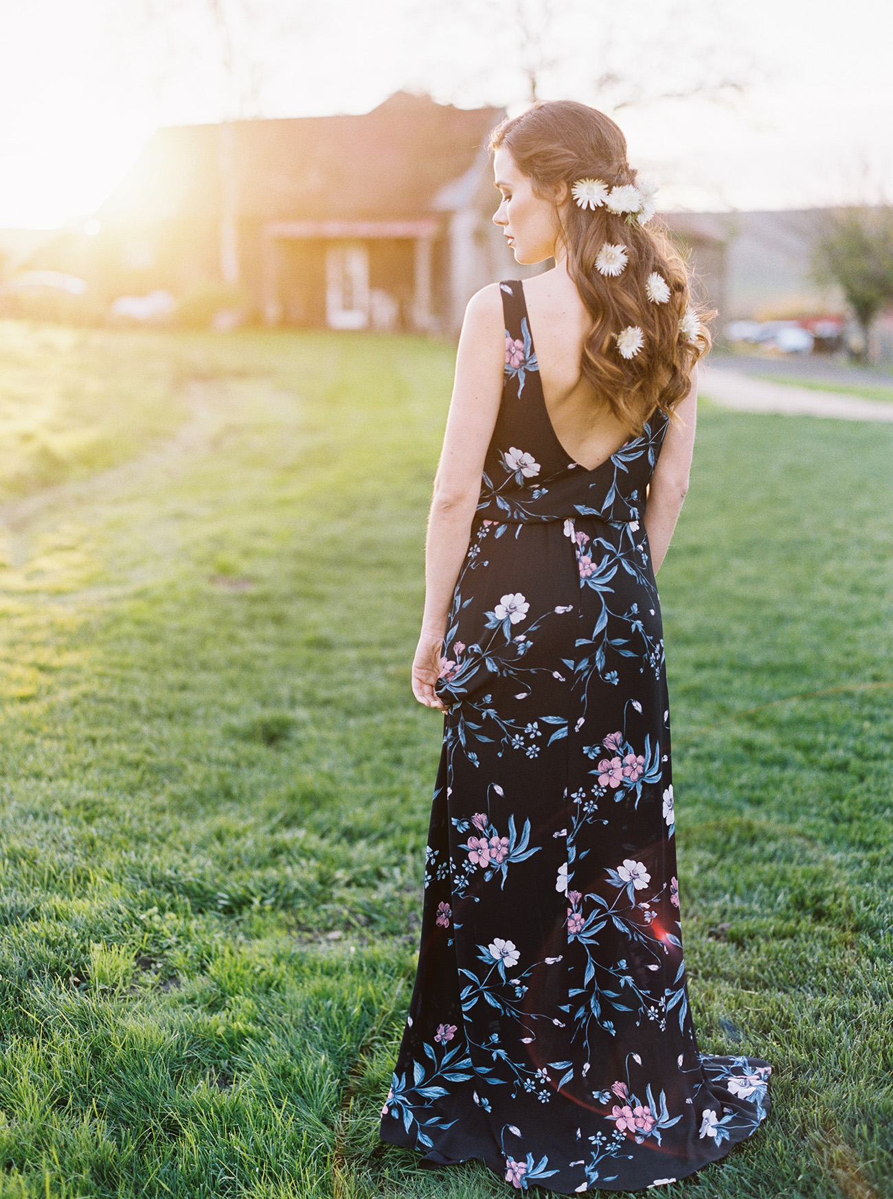 gwsxmumu kendall maxi dress