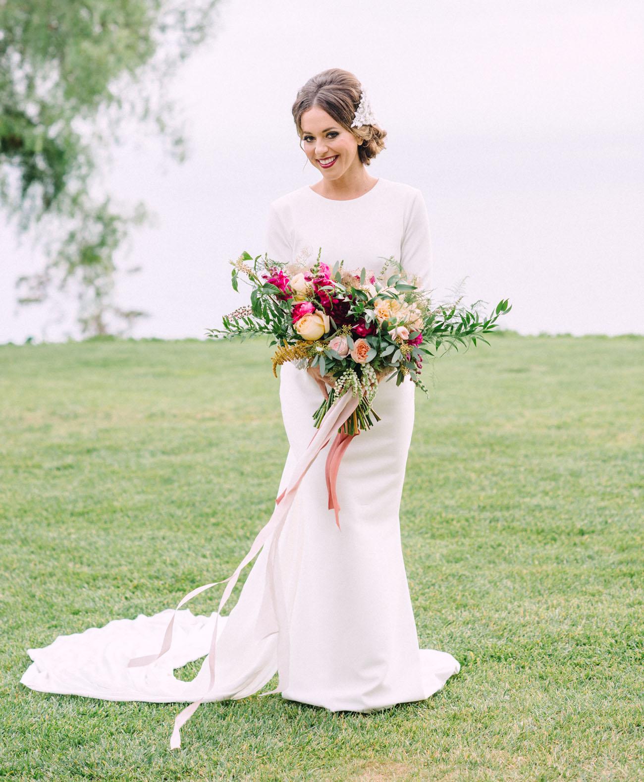 Madeleine Fig Dress