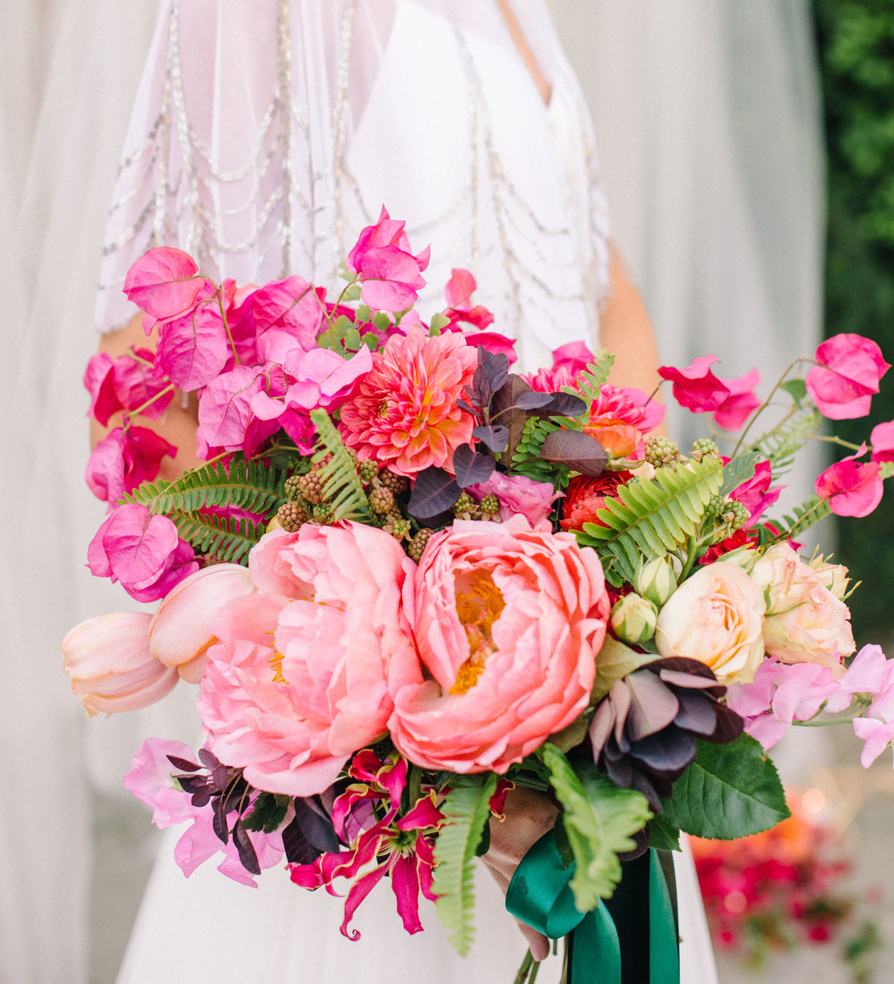 Our Favorite Bouquets From 2016 Green Wedding Shoes