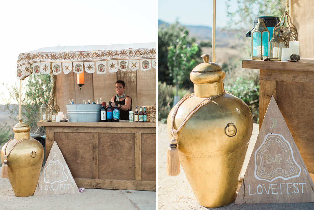 Three day moroccan inspired wedding in joshua tree the rehearsal eclectic moroccan joshua tree glamping wedding reviewsmspy
