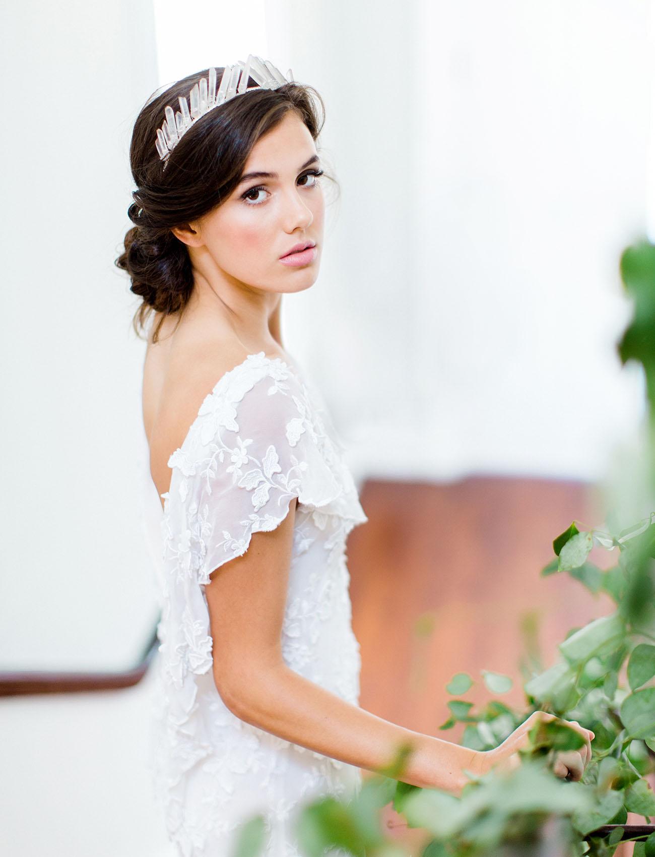 c236126d68b Emma Katzka Bridal s Spring 2017 Tropical Bohemian Bridal Accessories