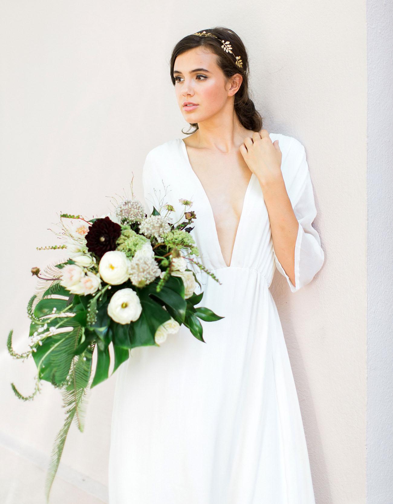 Emma Katzka Bridal's Spring 2017 Tropical Bohemian Bridal Accessories