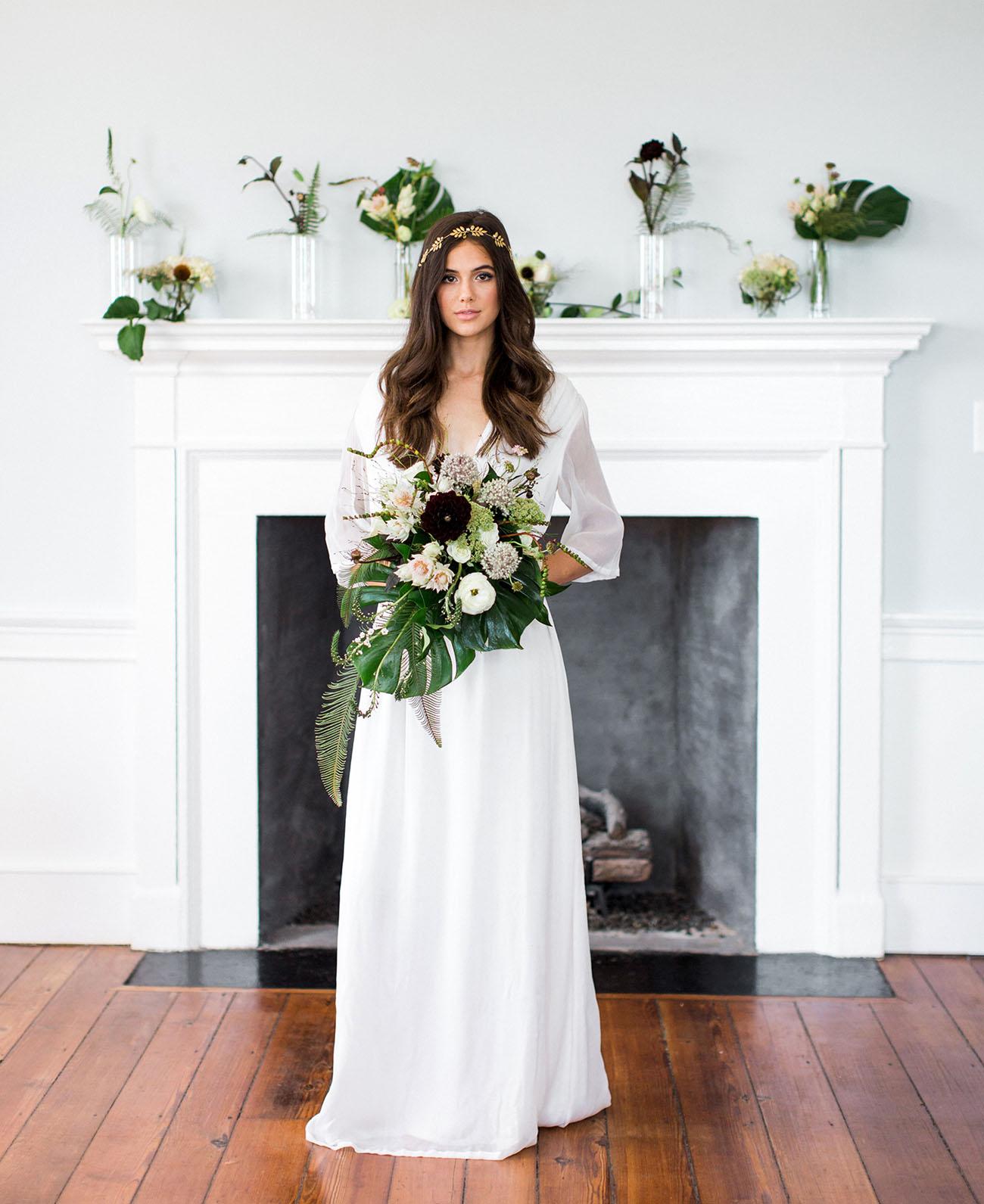 exclusive first look emma katzka bridal s spring 2017 bohemian