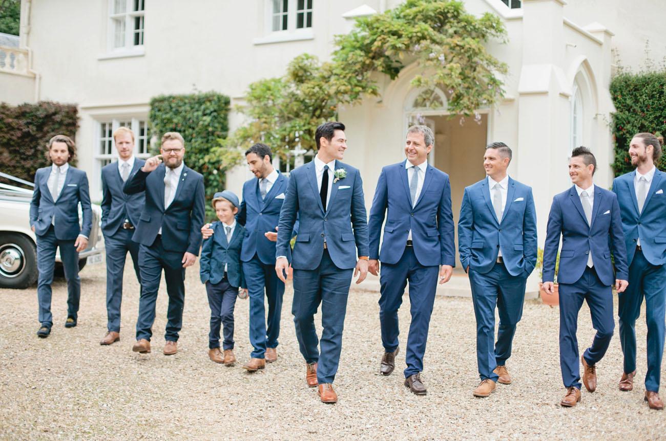 A Classic English Countryside Wedding - Green Wedding Shoes