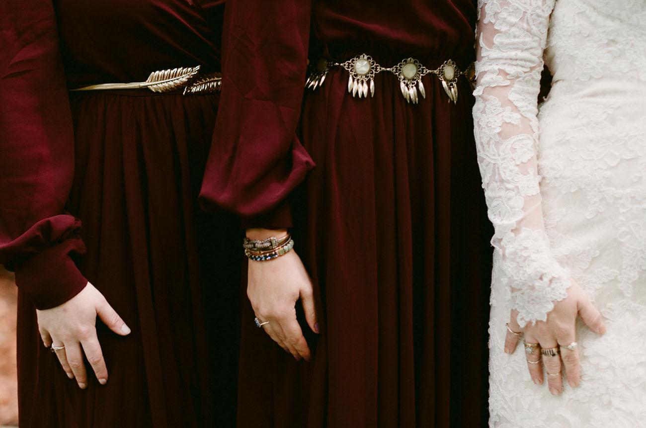 bridesmaid belts