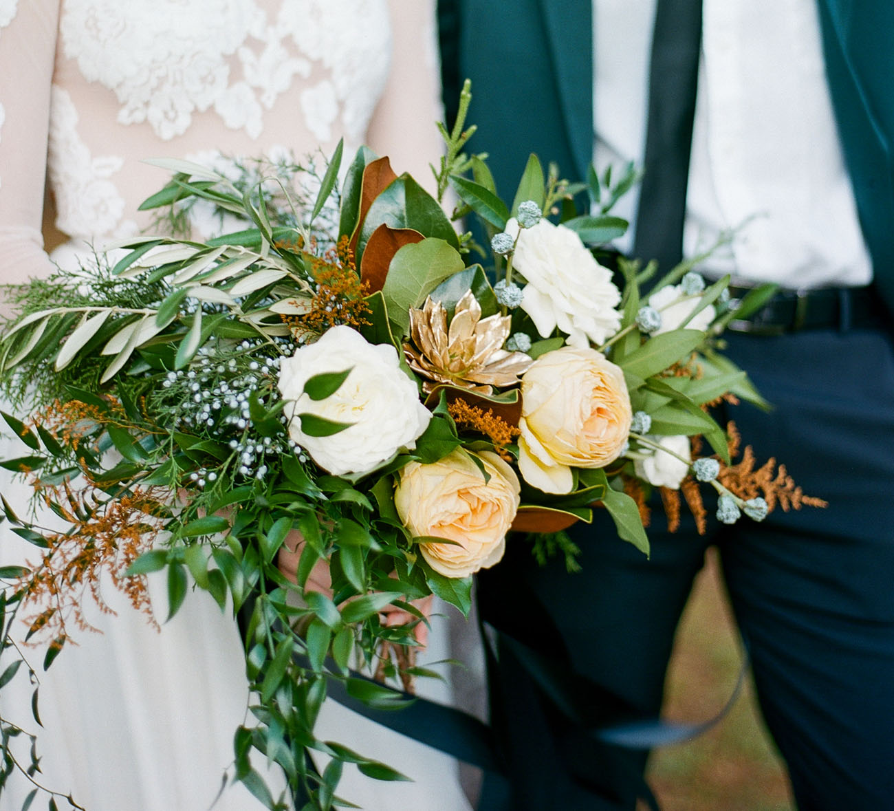 Glam Moody Holiday Bouquet