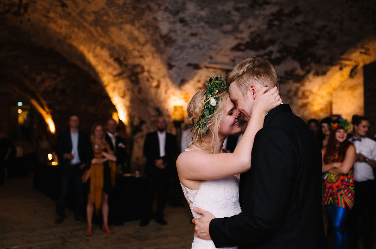 Glam Finland Wedding