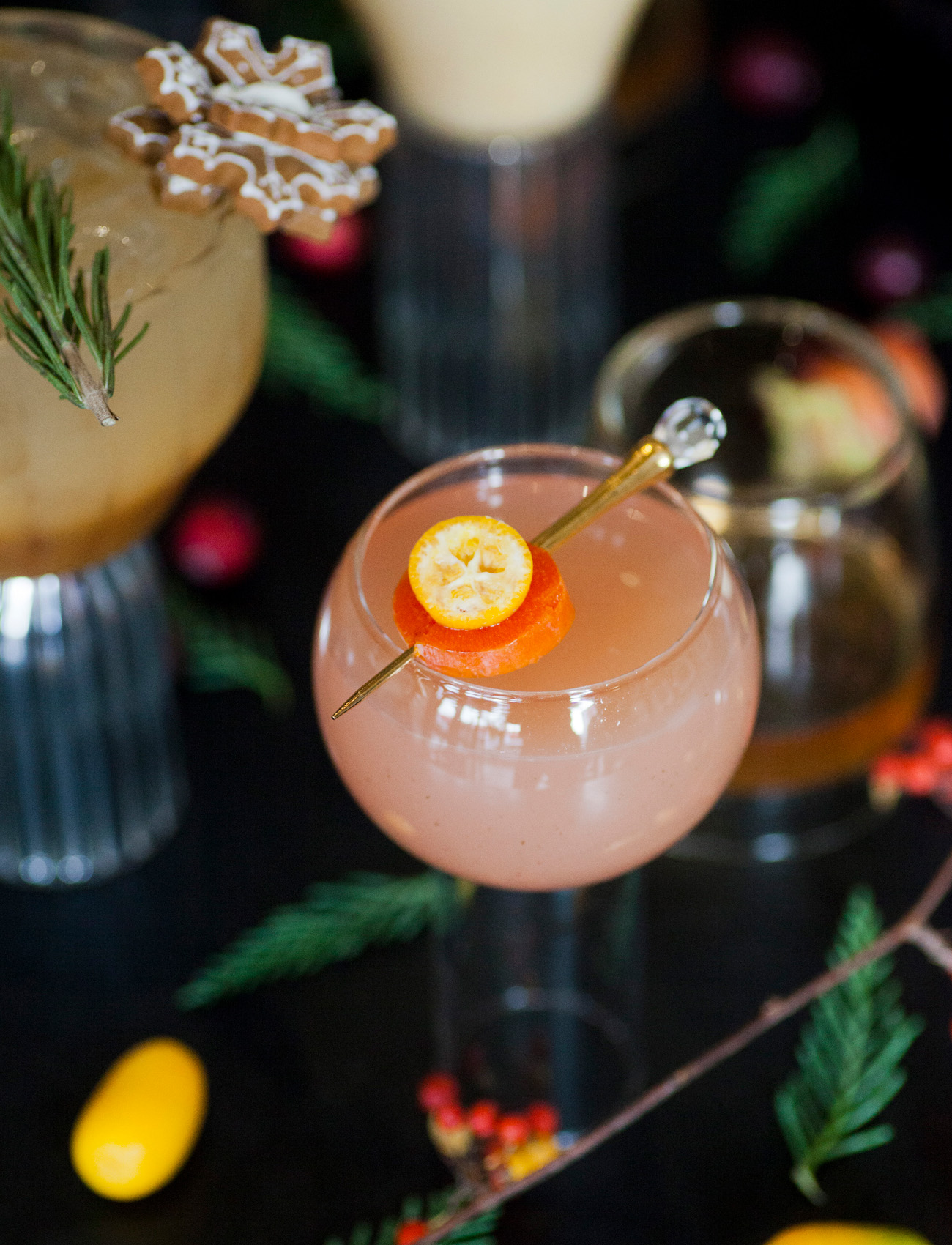 holiday provisions cocktail