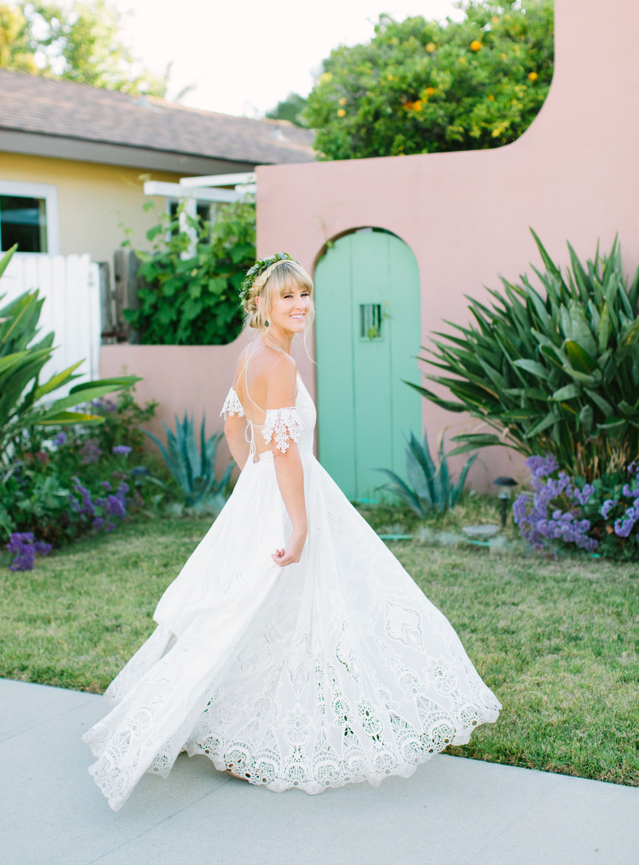 our favorite wedding dresses from 2016 green wedding shoes