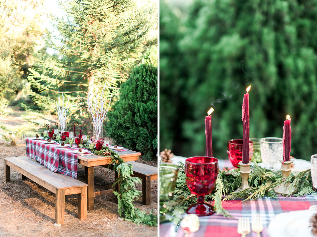 Plaid Holiday Inspiration