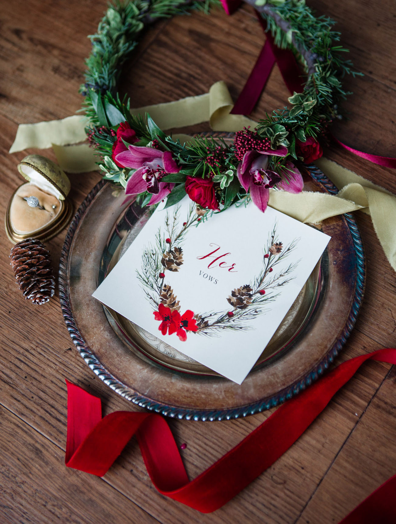 Rustic Holiday Inspiration