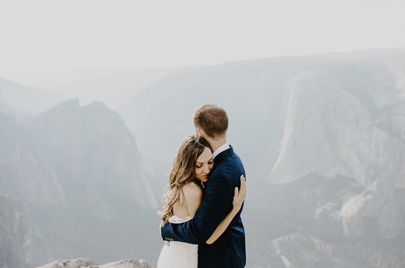 Boho Yosemite Wedding