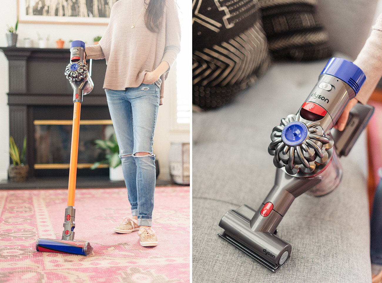 dyson vaccum from Bed Bath & Beyond
