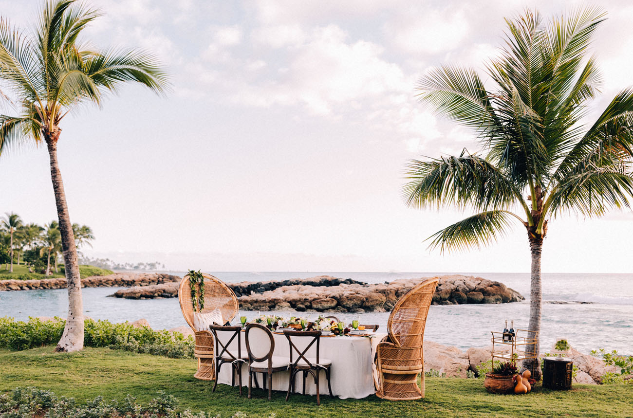 Get Married at the Four Seasons Resort Oahu at Ko Olina