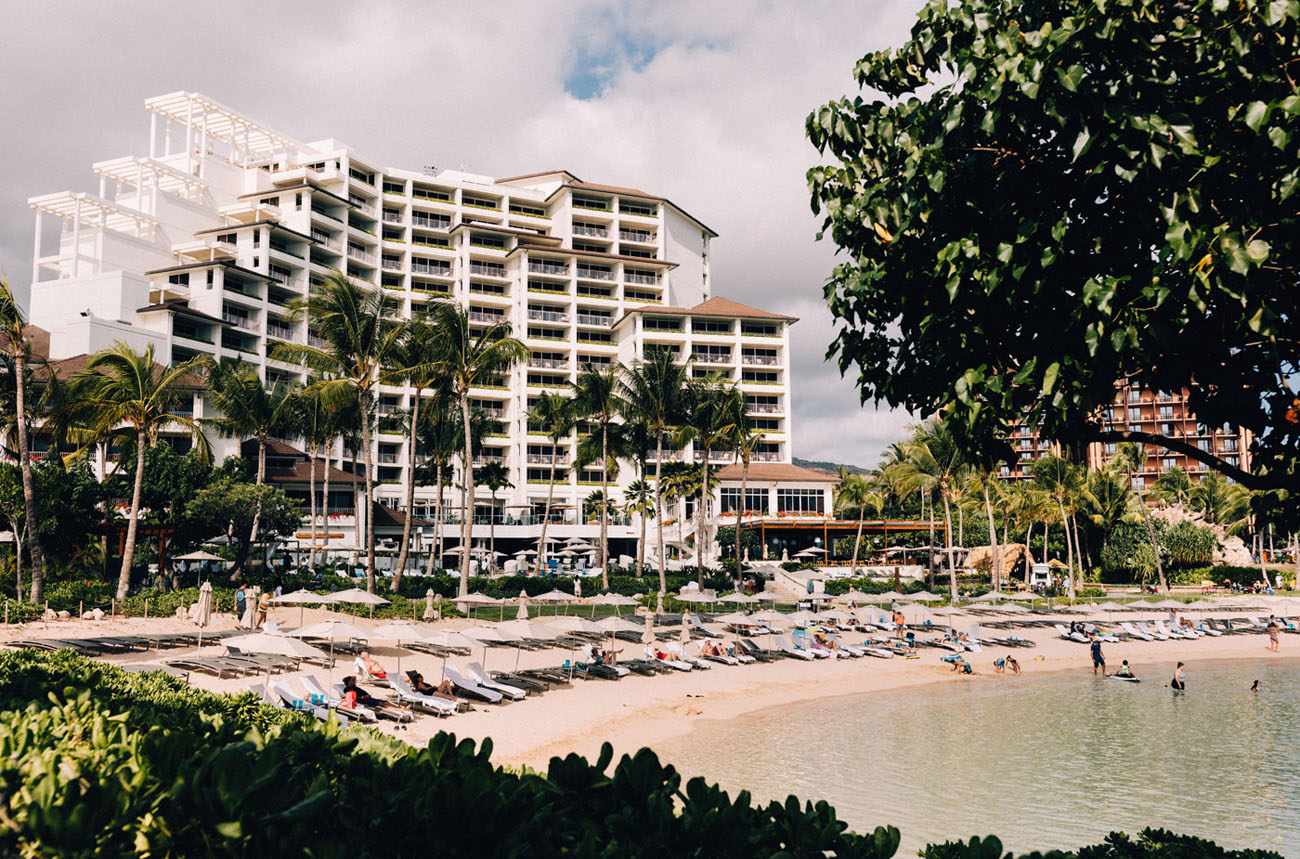Four Seasons Oahu