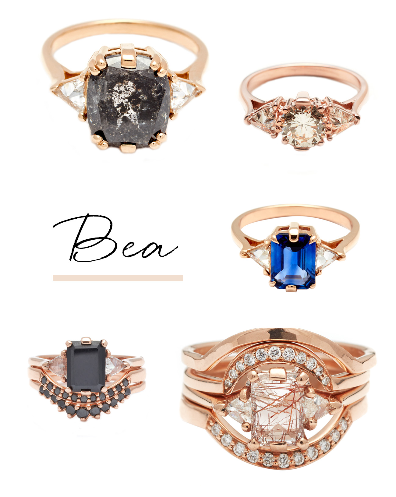 anna sheffield engagement rings Bea