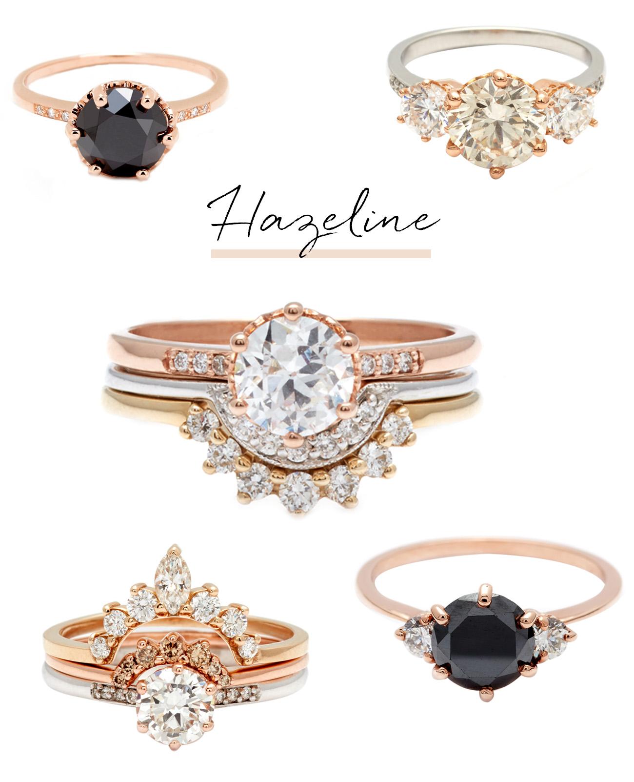 anna sheffield hazeline engagement rings