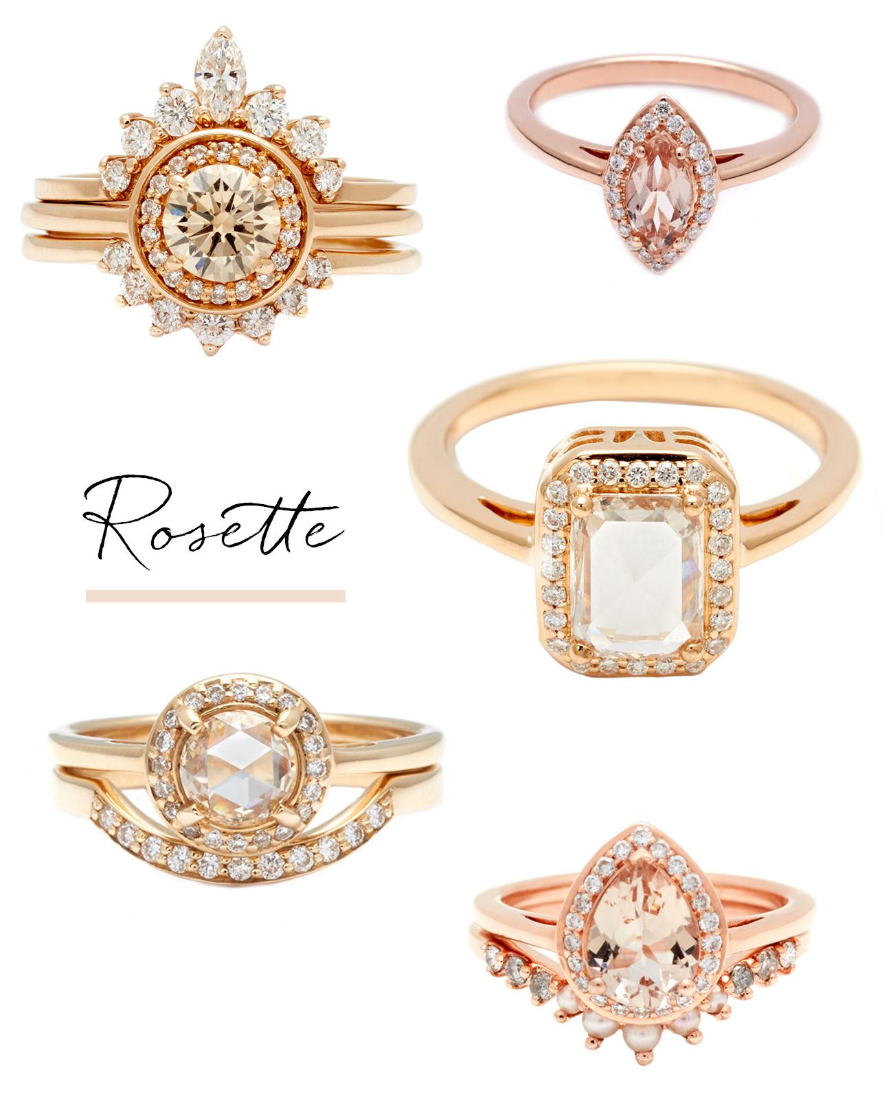 anna sheffield rosette engagement rings