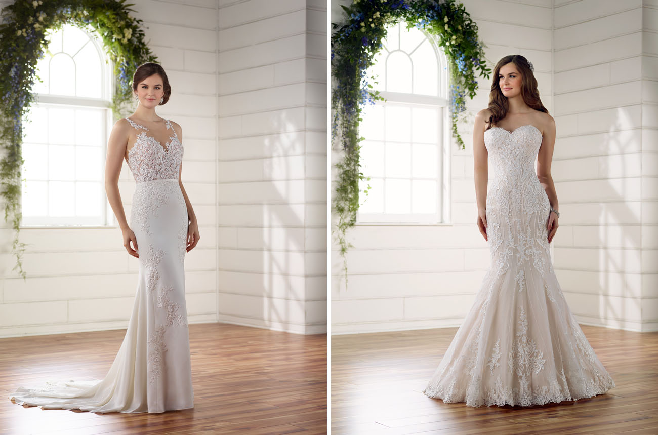Romantic wedding dresses from essense of australia green wedding essense of australia junglespirit Image collections