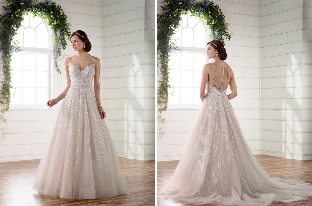 Romantic Wedding Dresses 4 Fresh Essense of Australia