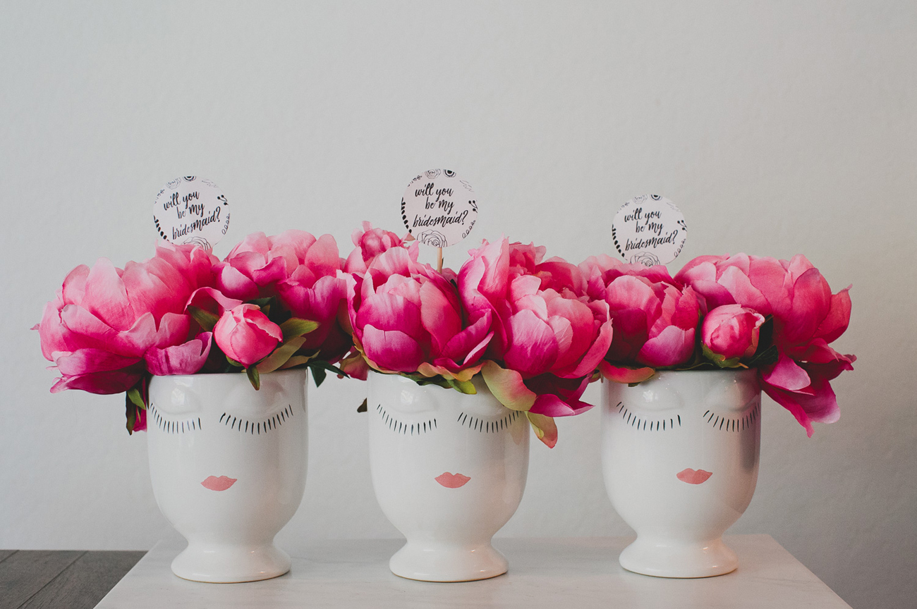 DIY Will You Be My Bridesmaid Gift