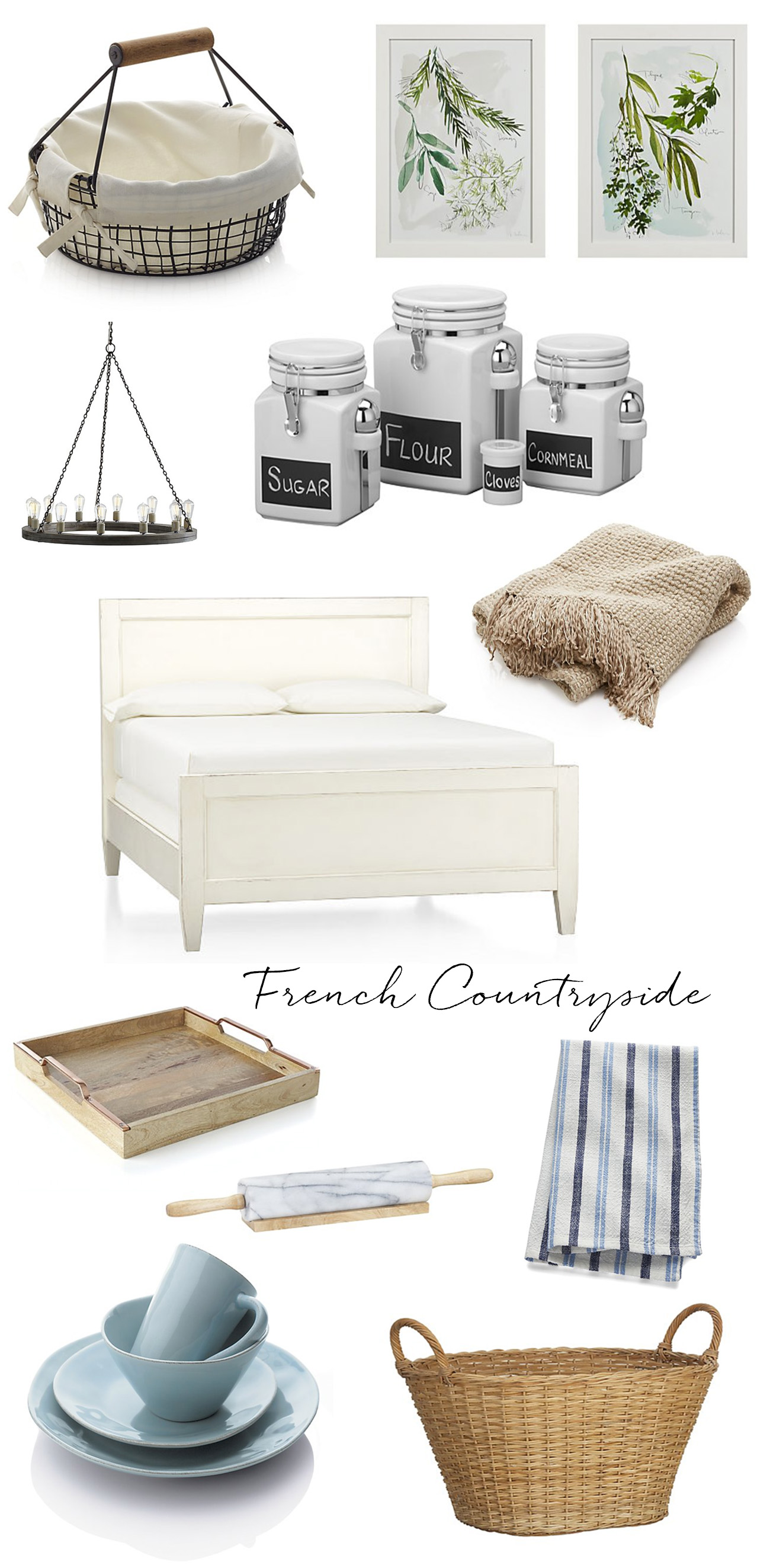 Decorating Your First Home Together with Crate and Barrel - Green ...