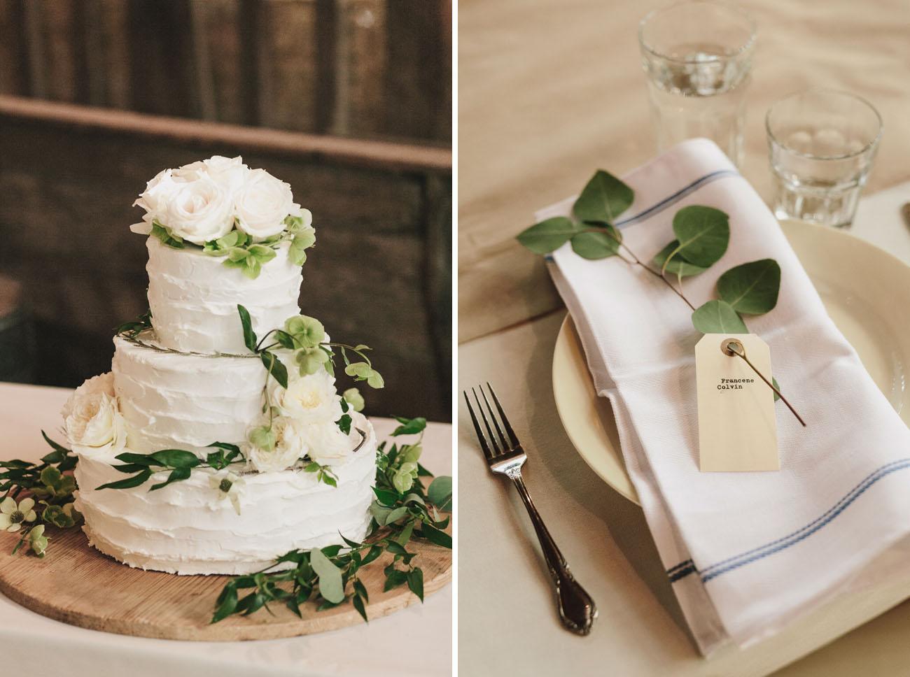 Kinfolk Inspired California Wedding
