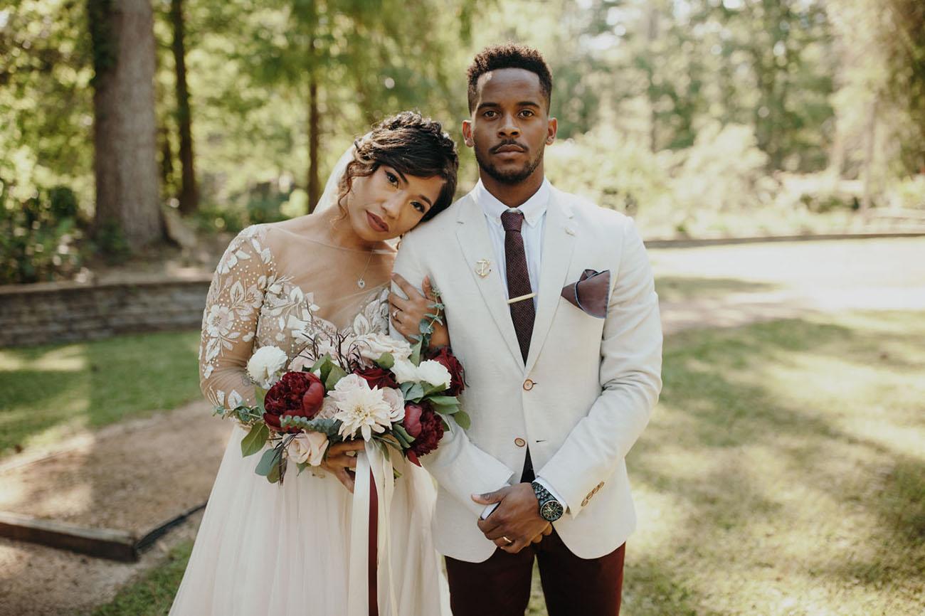 Rustic Glam Texas Wedding