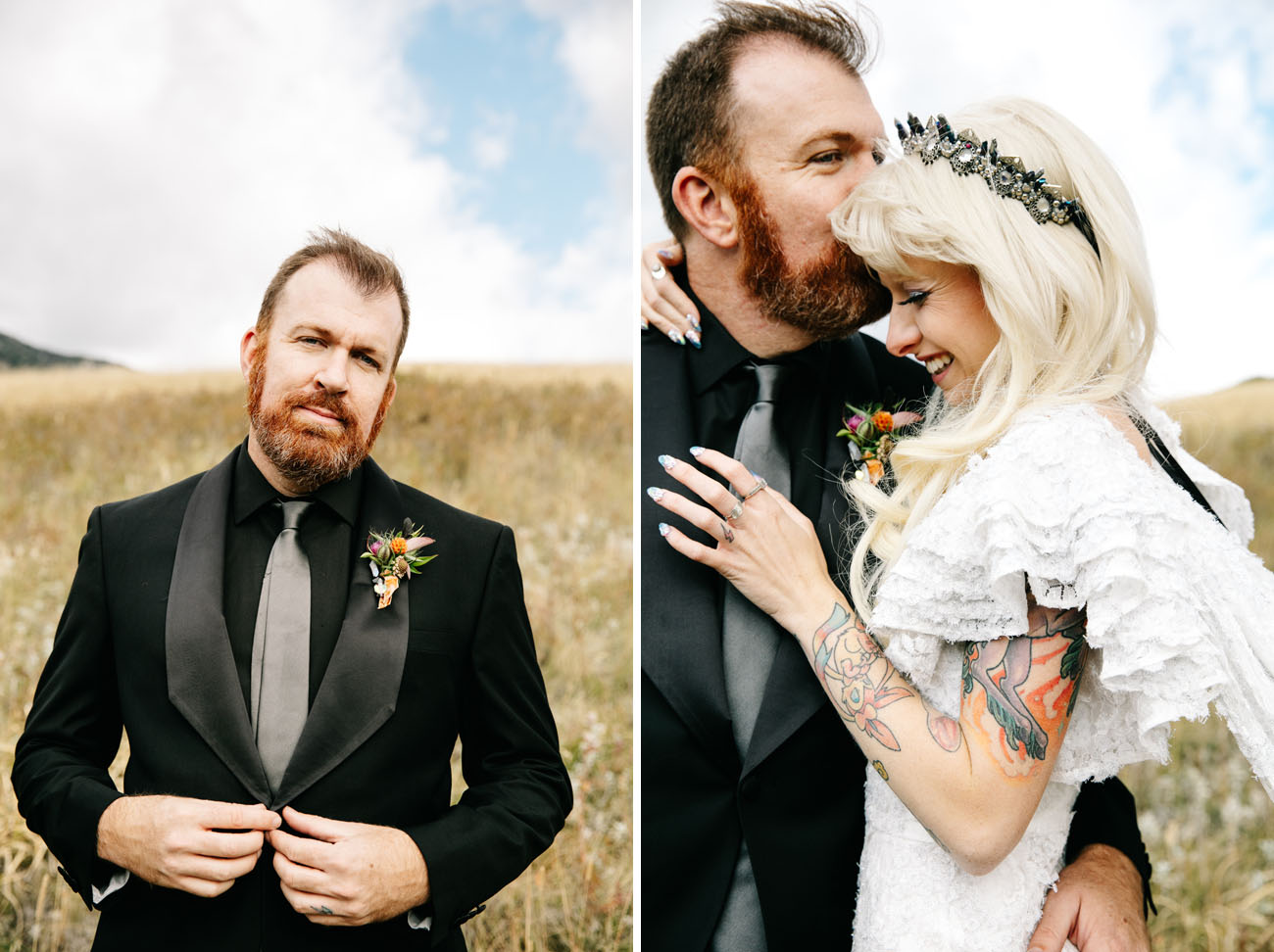 Rock N' Roll Wedding