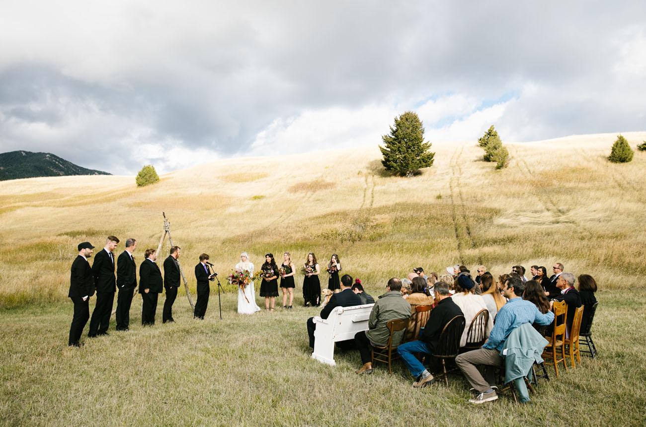 Rock N' Roll Wedding