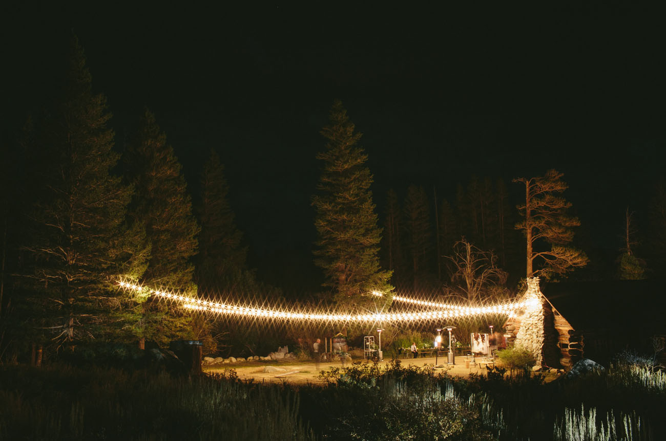 Mammoth Wedding