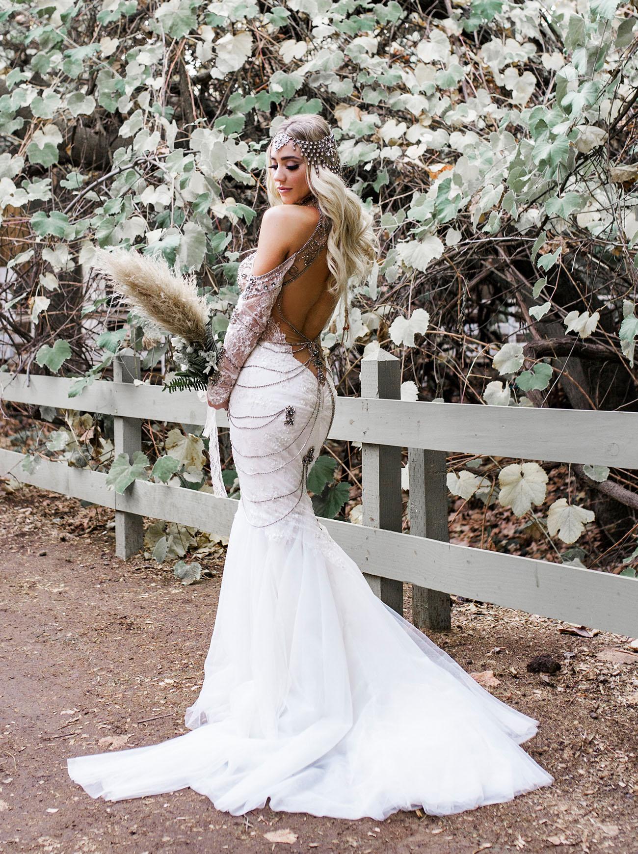 Idan Cohen Wedding Dress