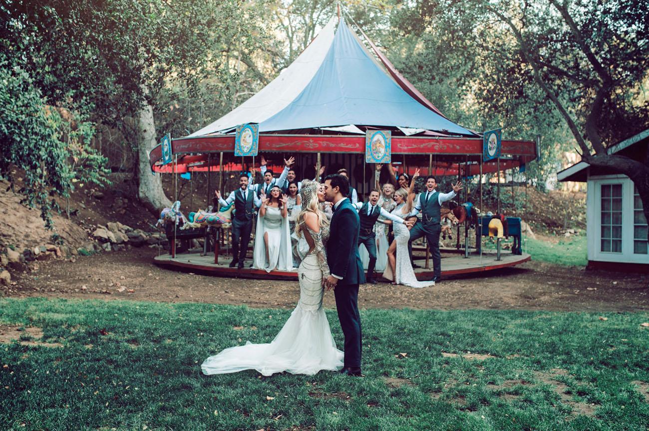 Mark Ballas Wedding