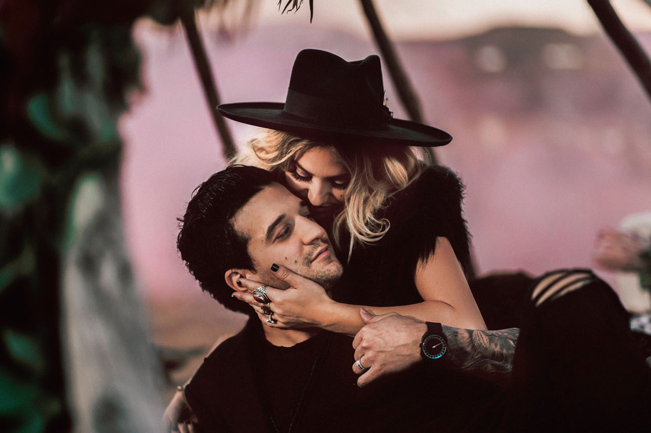 Mark Ballas Engagement