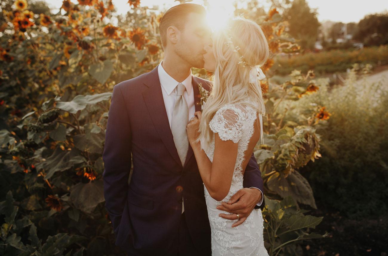 Napa Farm Chic Wedding