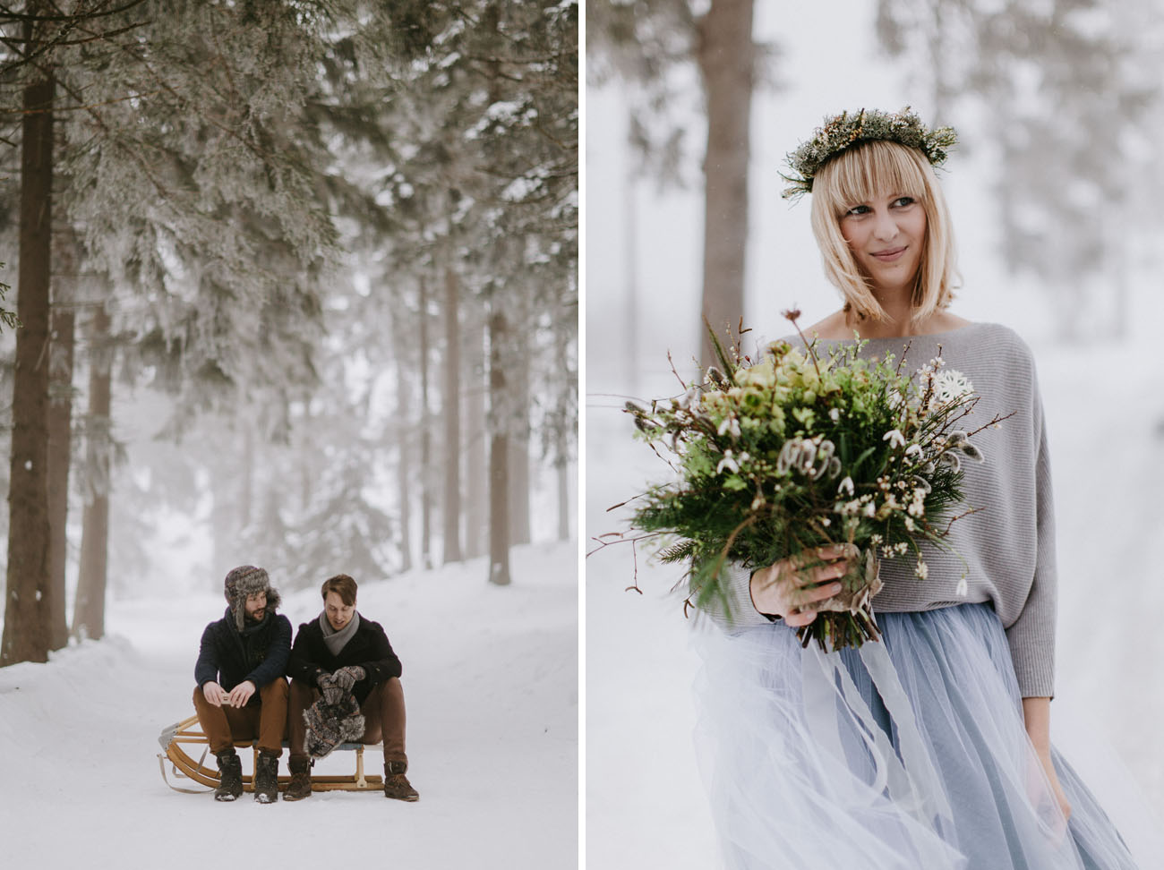 Secret Winter Wedding