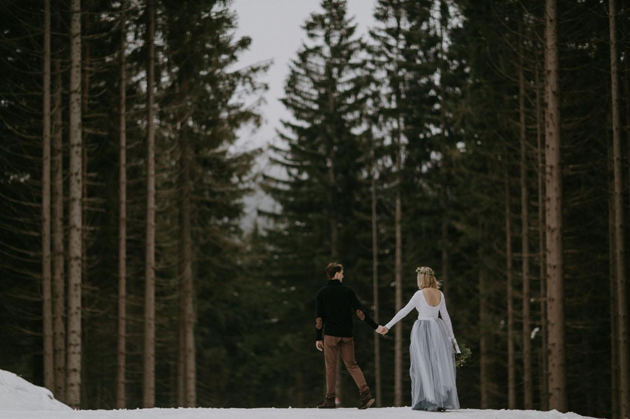 Secret Winter Wedding