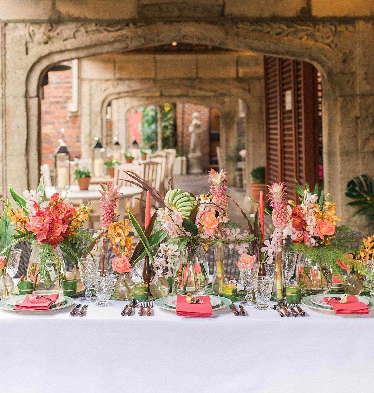 Wedding Ideas Vogue: Tropical Vintage Havana Wedding Inspiration