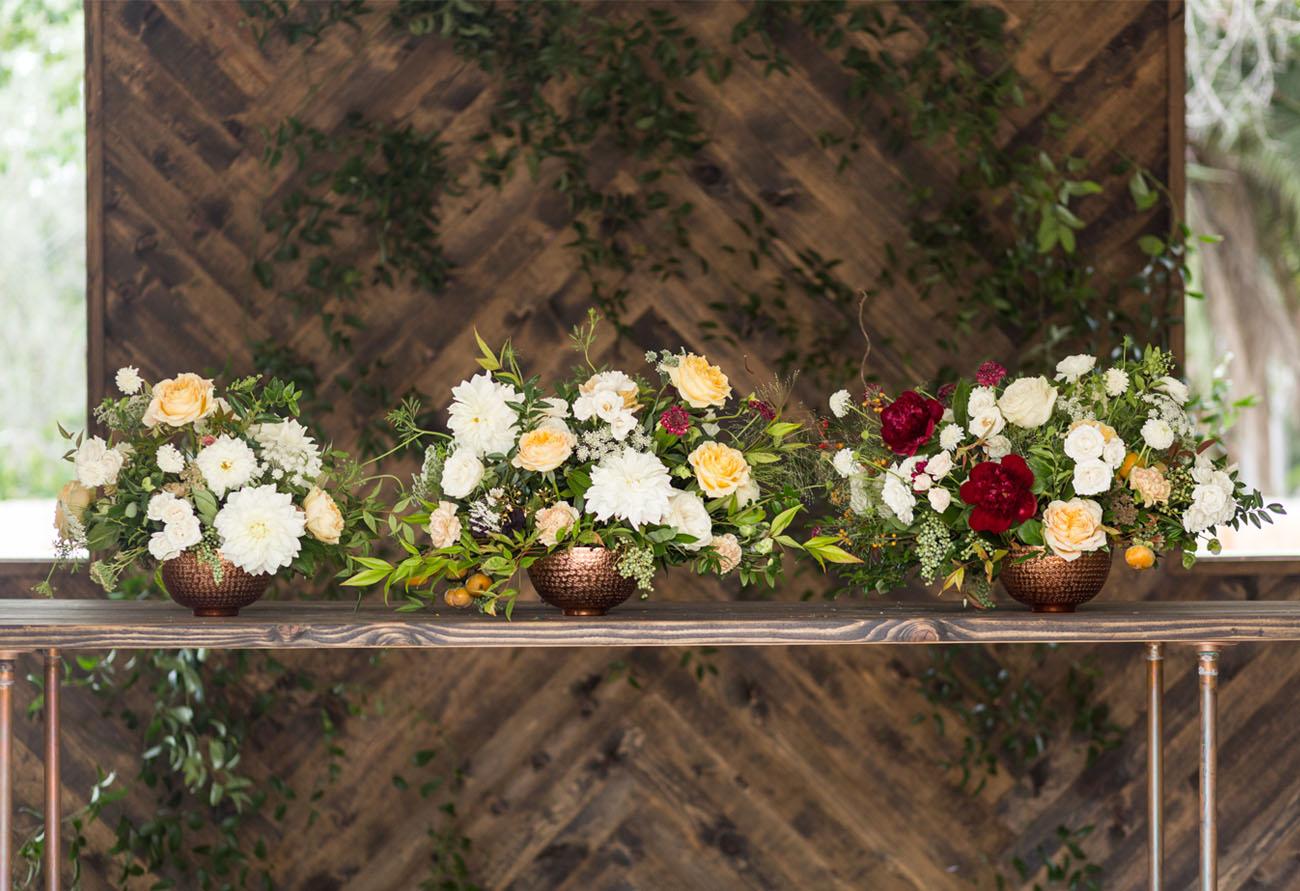 Wedding Centerpiece Education