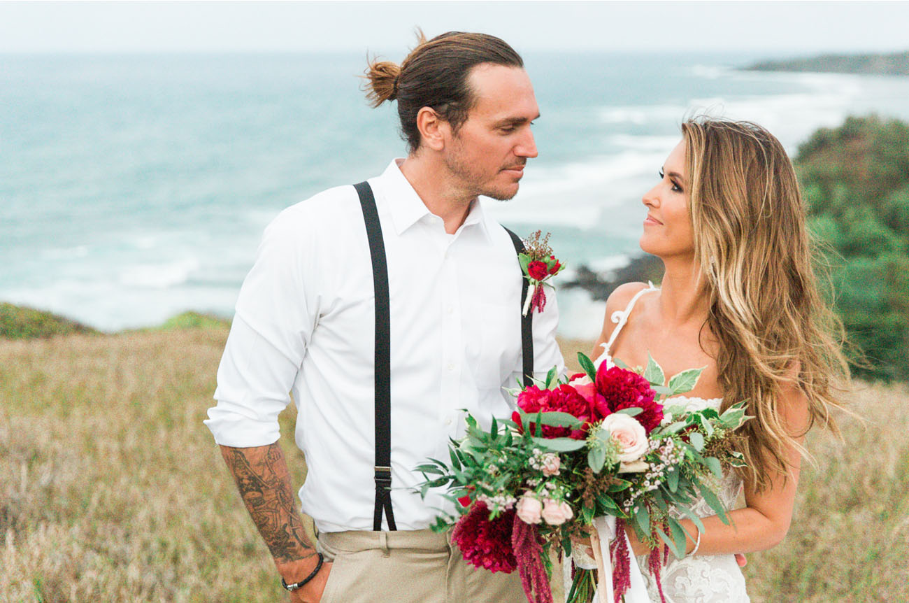 Fashion 2017 glasses - Audrina Patridge Corey Bohan S Boho Chic Kauai Wedding