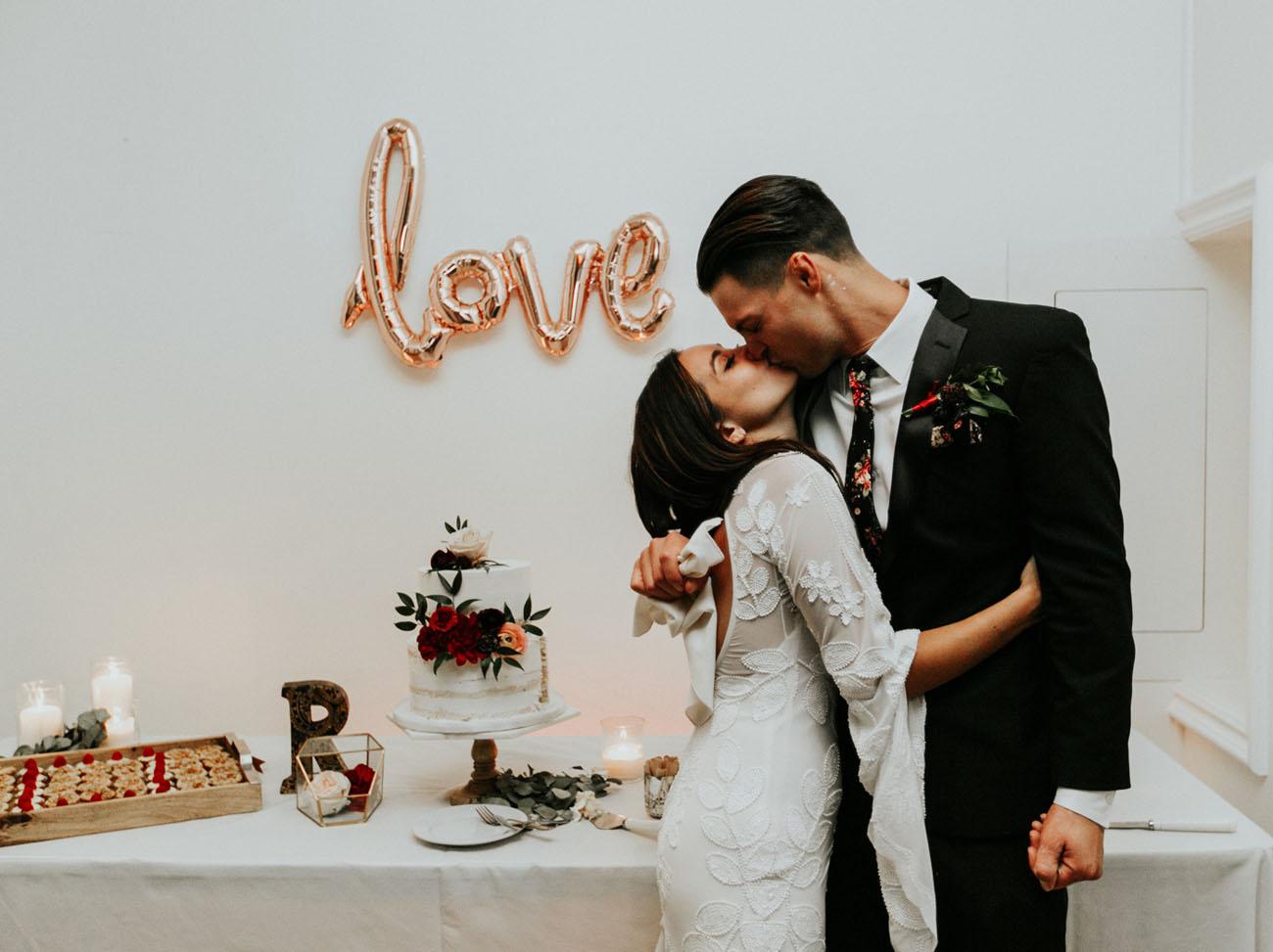 Boho Chic California Wedding
