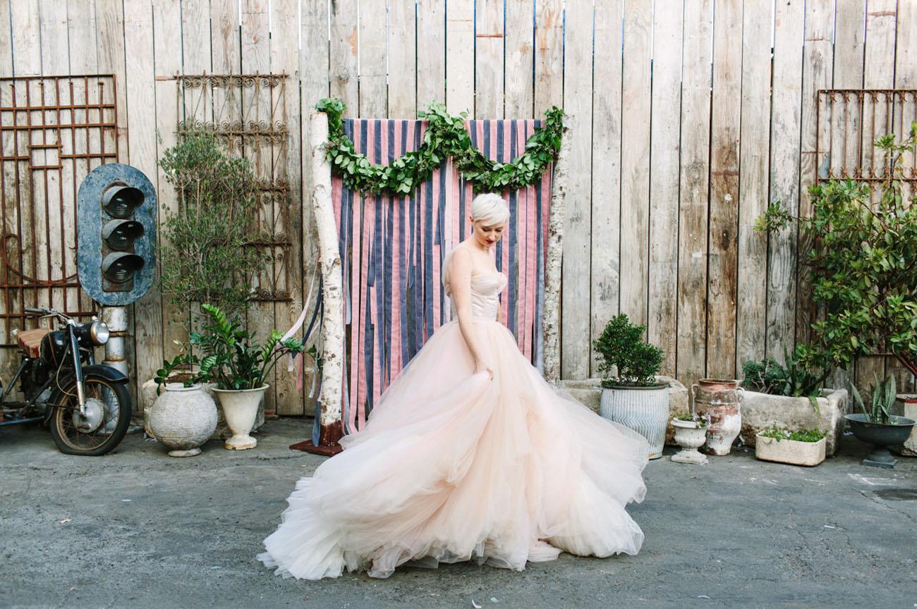 My Wony Bridal Dress
